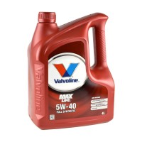 Valvoline 5W40 MaxLife Motor Yağı 4 Litre Üretim: 2019