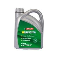 Spart Sunfrost Antikorozyon Antifriz 3L Yeşil -74C Derece