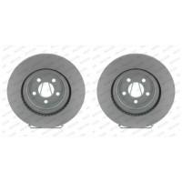 Chrysler 300C Ön Fren Disk Takım 3.0CRD 05-10 Coated 4779197AG