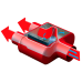 Dodge RAM Cherry Bomb Extreme Agresif Ton Susturucu V8