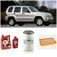 Jeep Cherokee 3.7L KJ 2003-2007 Periyodik Bakım Seti