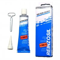 3 Adet Victor Reinz Siyah Sıvı Conta 70ml -50C / +300C Dayanım