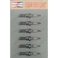 6Adet Chrysler Voyager 3.3L 3.8L Platinyum Buji Champion RE14PLP5