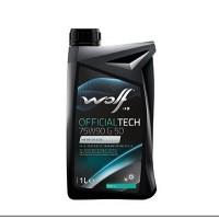 WOLF Oil Diferansiyel Yağı OFFICIALTECH G50 75W/90 G50 4Litre