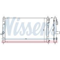 Chrysler Sebring Radyatör 2.0CRD 2.4L 2.7L 07-10 Nissens