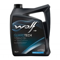 WOLF Oil Motor Yağı GUARDTECH 10W40 B4 4Litre