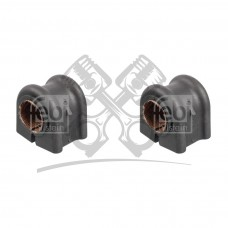 Dodge Nitro KA 2007-2011 Viraj Demir Lastiği Seti Febi