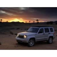 Jeep Cherokee ATF 6 Şanzıman Yağı Bakım Seti KK 2.8CRD 08-12