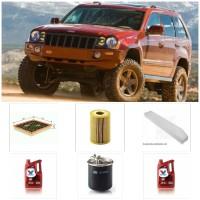 Jeep Grand Cherokee WH 3.0CRD 2005-2010 Tam Periyodik Bakım Seti