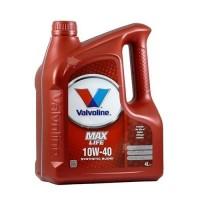 Valvoline 10W40 MaxLife Motor Yağı 4 Litre Üretim: 15.08.2019