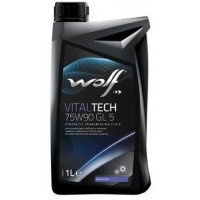 WOLF Oil Diferansiyel Yağı VITALTECH TAM SENTETİK 75W/90 4Litre