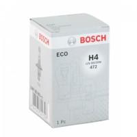 BOSCH AMPUL ECO 12V H4 55W P43T BOSCH 1987302803