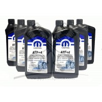 6 Litre Mopar ATF+4 Jeep Otomatik Şanzıman Yağı Made in USA