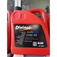 Divinol 10W-40 Motor Yağı 4 Litre Yüksek Kalite
