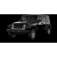 Jeep Wrangler Rubicon Periyodik Servis Bakım Seti JK 2.8CRD