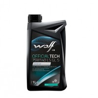 Kilit Diferansiyel Yağı 75W140 LSD 4x4 Offroad Wolf Oil 1Litre